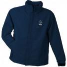Men's Outer Jacket veredelt mit Logo BSK in silber Stick